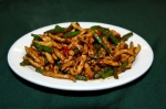 219 - Red Curry Stir Fry Pork
