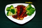 220 - Salmon Teriyaki